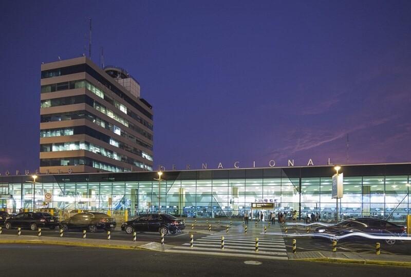 tiendas, Aeropuerto Jorge Chávez, Lima airport partners