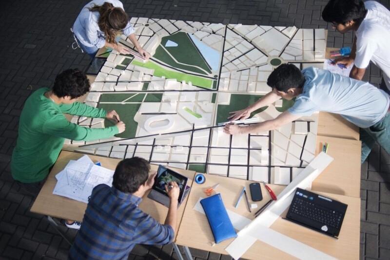 carreras técnicas, arquitectura, arquitectura y urbanismo, ingeniería civil, Ponte en carrera, ingeniería