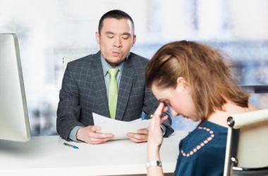 entrevista de trabajo, entrevista laboral, errores, consejos, buscar trabajo, CV