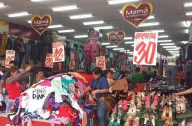 Día de la Madre, ventas, importaciones, CCL, ropa, cosméticos