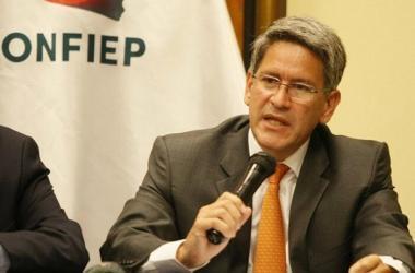 Confiep, Martin Perez, propuestas, empresarios