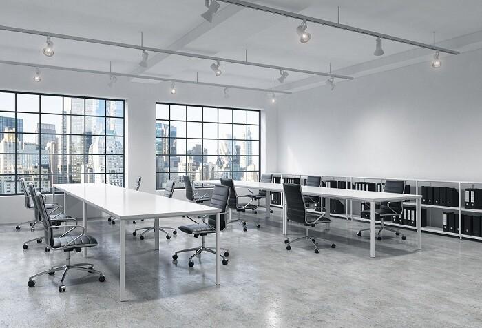 Cinco factores para gestionar bien el espacio de trabajo