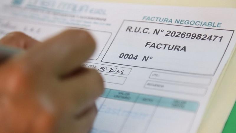 factura negociable, emprendimiento, factoring, SBS