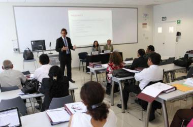 ESAN empezó como escuela de posgrado y ahora también tiene universidad.