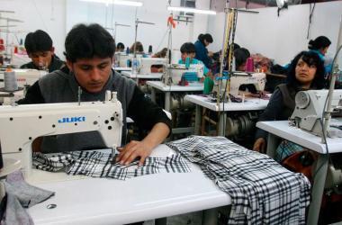 Adex: Exportaciones del sector confecciones se recuperarían