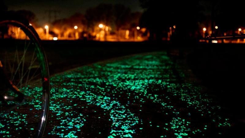México: crean cemento fosforescente para iluminar carreteras del futuro
