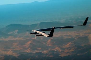 El dron Aquila supone un gran hito para la conectividad.