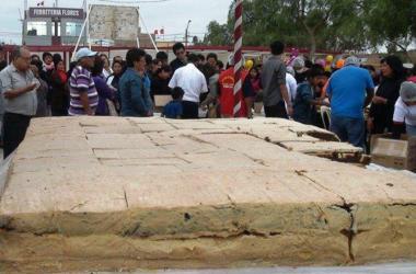 Lambayeque: prepararán dulce king kong de siete metros
