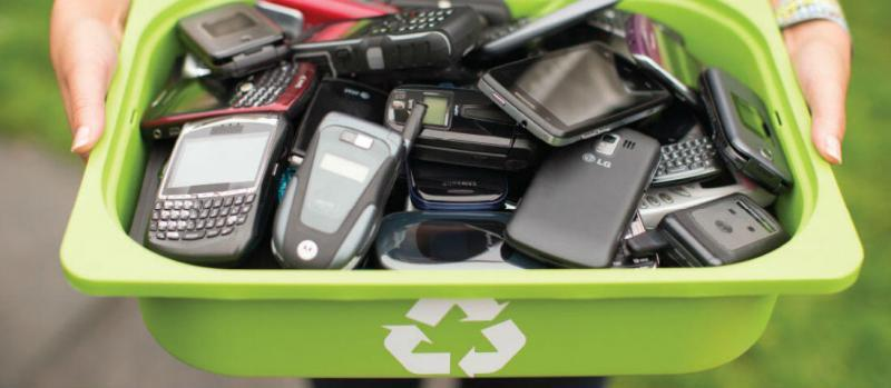 Cuatro tips para reciclar la basura electrónica