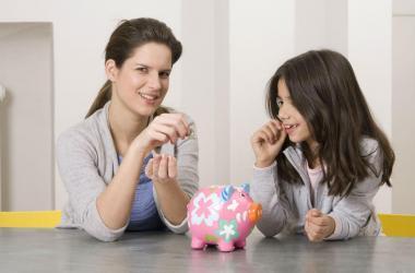 Finanzas personales con los niños