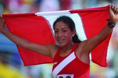 Inés Melchor competirá en la disciplina de atletismo.