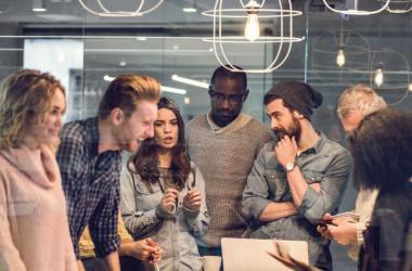 El trabajador millennial valora la flexibilidad del centro de trabajo.