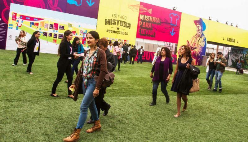 Son 500 mil los comensales peruanos y extranjeros que visitarán la feria.