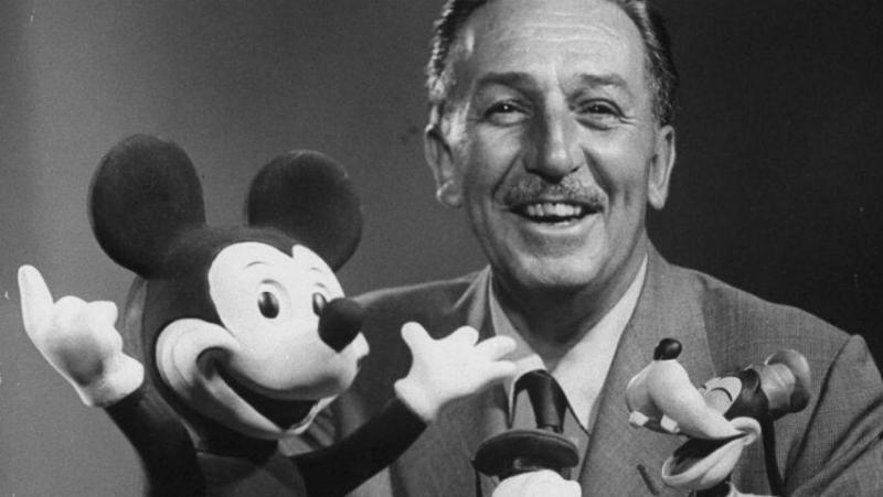Inspírate con el modelo creativo de Walt Disney.
