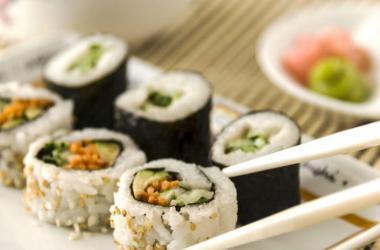 Idea de negocio: restaurante de sushi