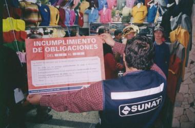 Cómo regularizar tus infracciones con la Sunat