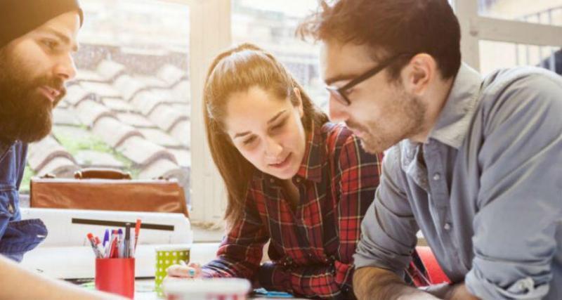 Cinco cosas que buscan los millennials en el trabajo