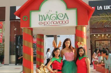 Foto: Facebook Mágica Expo Navidad