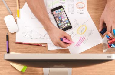 ¿Cómo influyen los colores de la oficina en tu desempeño?