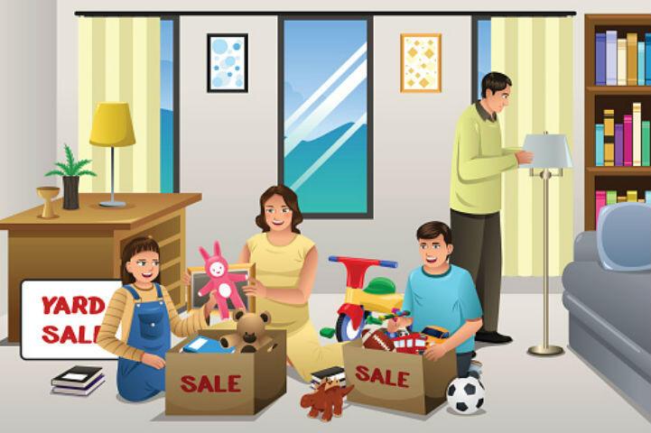 Idea de negocio: ¡Venta de objetos usados!