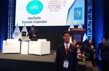 El foro internacional APEC Voices of the Future 2016 se desarrolló en la USIL.