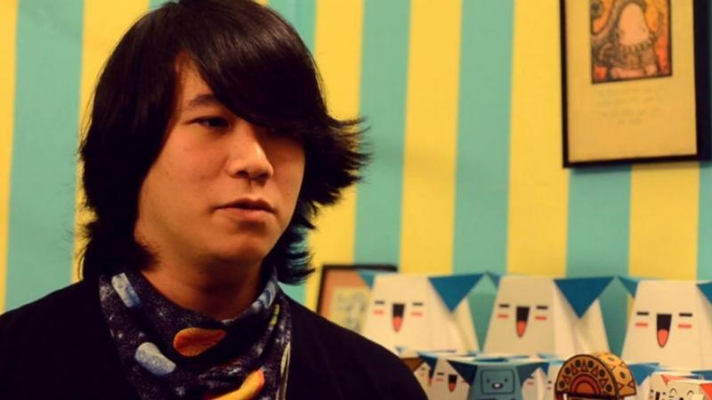 Kioshi Shimabuku, director de Perú Artoy, la primera comunidad de Art Toys en el país.
