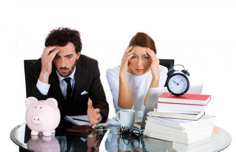 Siete errores financieros que acabarán con tu negocio