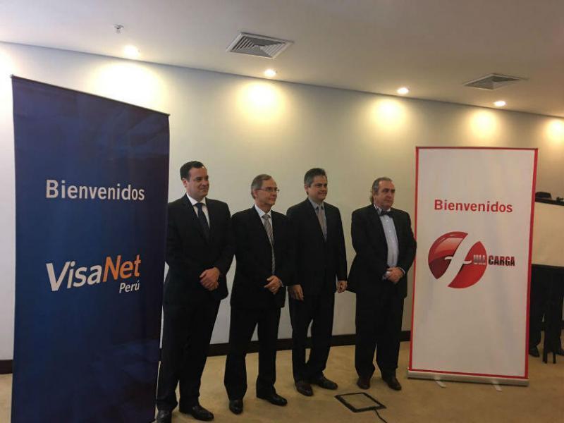 VisaNet y Fullcarga se unen para que 6,000 bodegas acepten pagos electrónicos