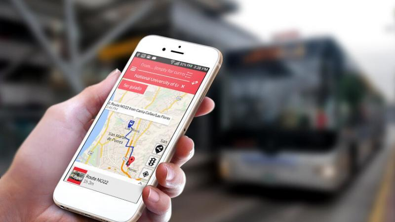 TuMicro: nueva app te dice qué bus tomar para llegar más rápido