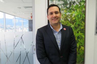Alejandro Zapata, director ejecutivo y cofundador de Portafolio Verde.