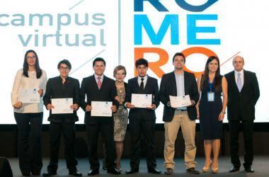 ¡Campus Virtual Romero termina el año con más de 100,000 inscritos!
