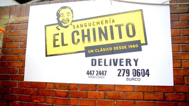 Sanguchería El Chinito, tradición limeña.