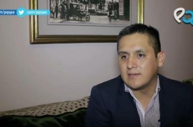 Giancarlo Palacios, cofundador de Business Nights Perú.