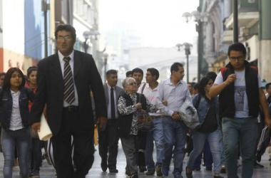 INEI: se crearon 92,300 empleos en Lima Metropolitana en 2016