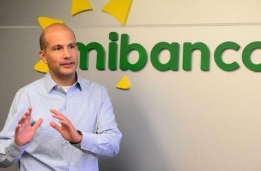 Carlos Sotelo, gerente de la División de Negocios de Mibanco.
