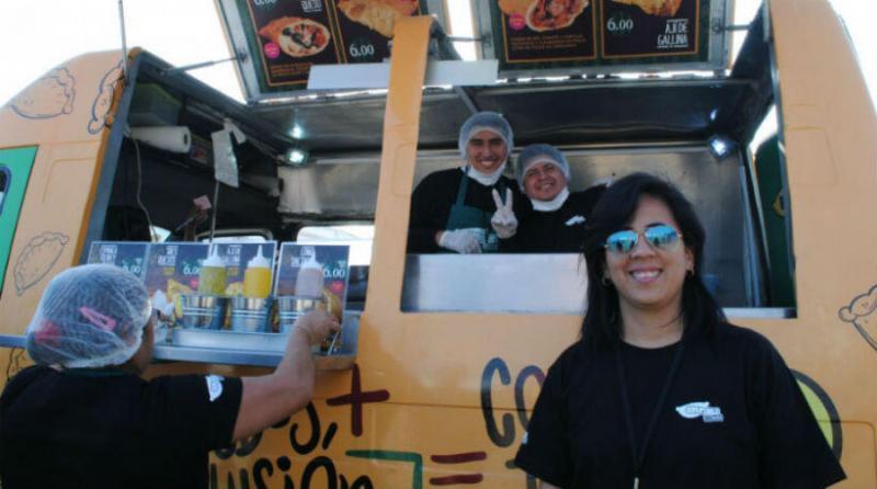 Empanacombi: la primera cocina inclusiva del país