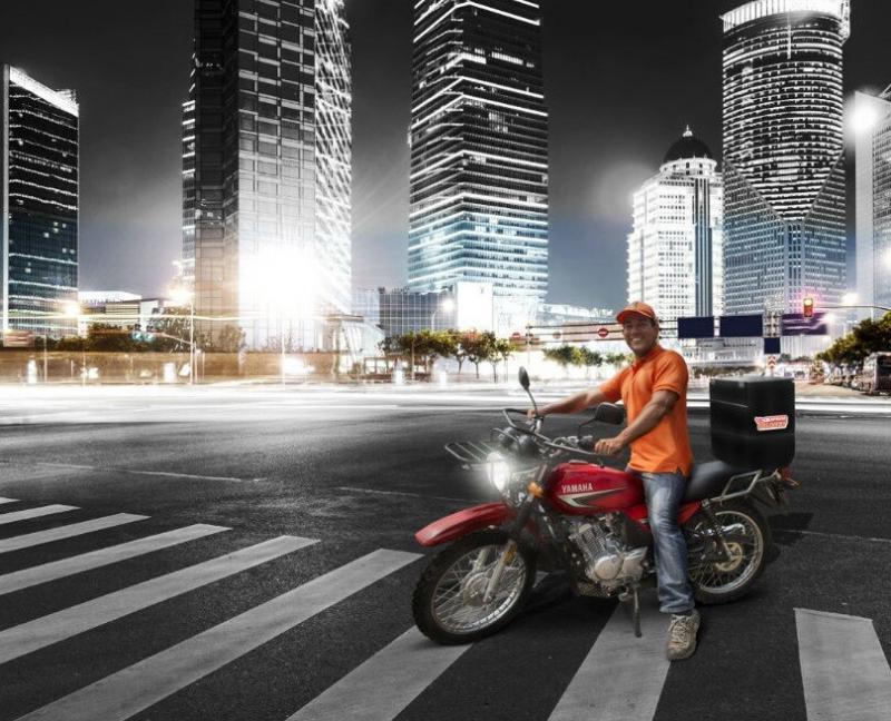 Beneficios de contar con una moto de trabajo en tu empresa