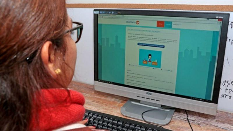 Compendio, plataforma de capacitación online.