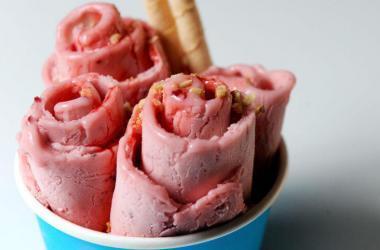 Rollos de helado
