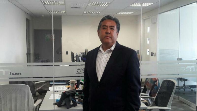 Rui Matsuda, CEO de la SRM Safi en Perú