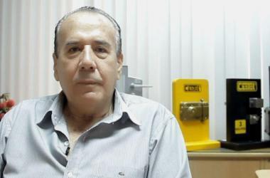 Víctor Raúl Cánepa, fundador de cerraduras Cantol