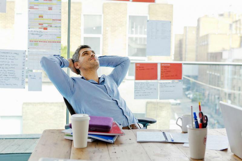 Tres pasos para desconectarte del trabajo