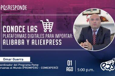 PQSresponde: conoce las plataformas digitales para importar: Alibaba y AliExpress