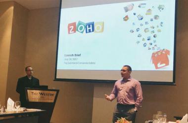 Zoho presenta software que facilita función empresarial