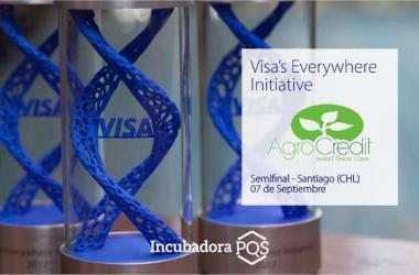 AgroCredit: startup impulsada por Incubadora PQS es semifinalista en concurso de Visa