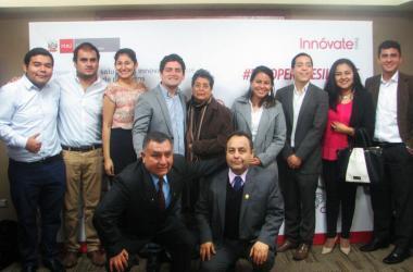 "Proyectos de Incubadora PQS ganan concurso ""Reto Perú Resiliente"""
