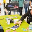 """""""Mercado de Capitales"""": emprendimiento apoyado por Incubadora PQS se luce en Perú Game Expo 2017"""