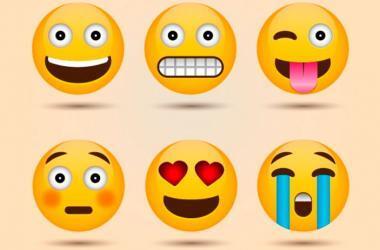 Caritas sonrientes, besitos y demás emoticones pueden crearle una mala imagen. (Foto: Freepik)