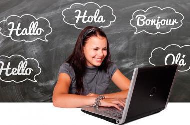 Los cursos de idiomas en Internet son una buena alternativa de empezar un nuevo idioma. (Foto: Pixabay)