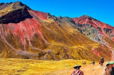 Los maravillosos colores de cada paisaje peruano resaltan ante la vista de los visitantes. (Foto: Promperú / @livefreekiki)